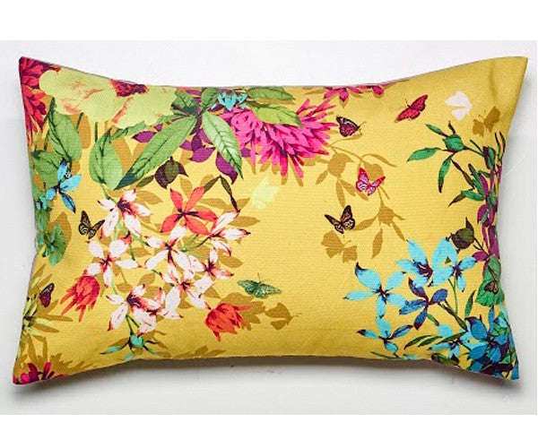 LUXOTIC Tropicana Cushion - Gold