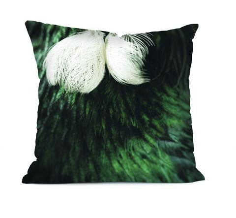 Cushion - Tui Feathers
