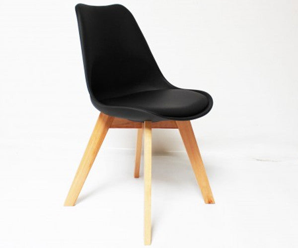 Tyler dining chair - black