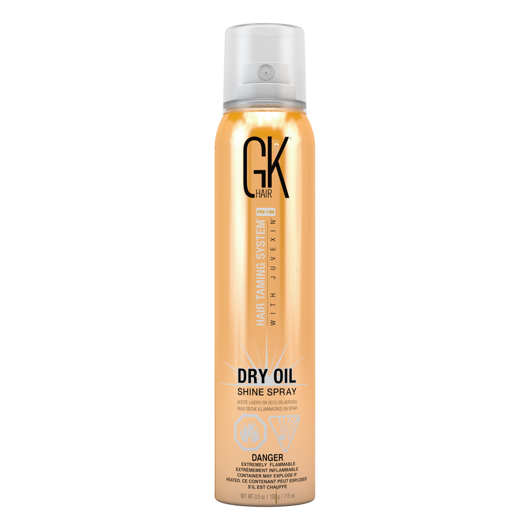 DRY OIL SPRAY (NEW) 115ML - GKhairchile
