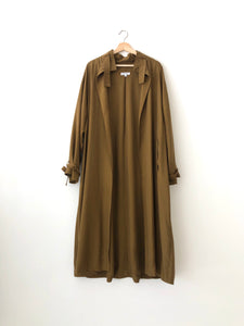 Lore Trench Coat | Camel