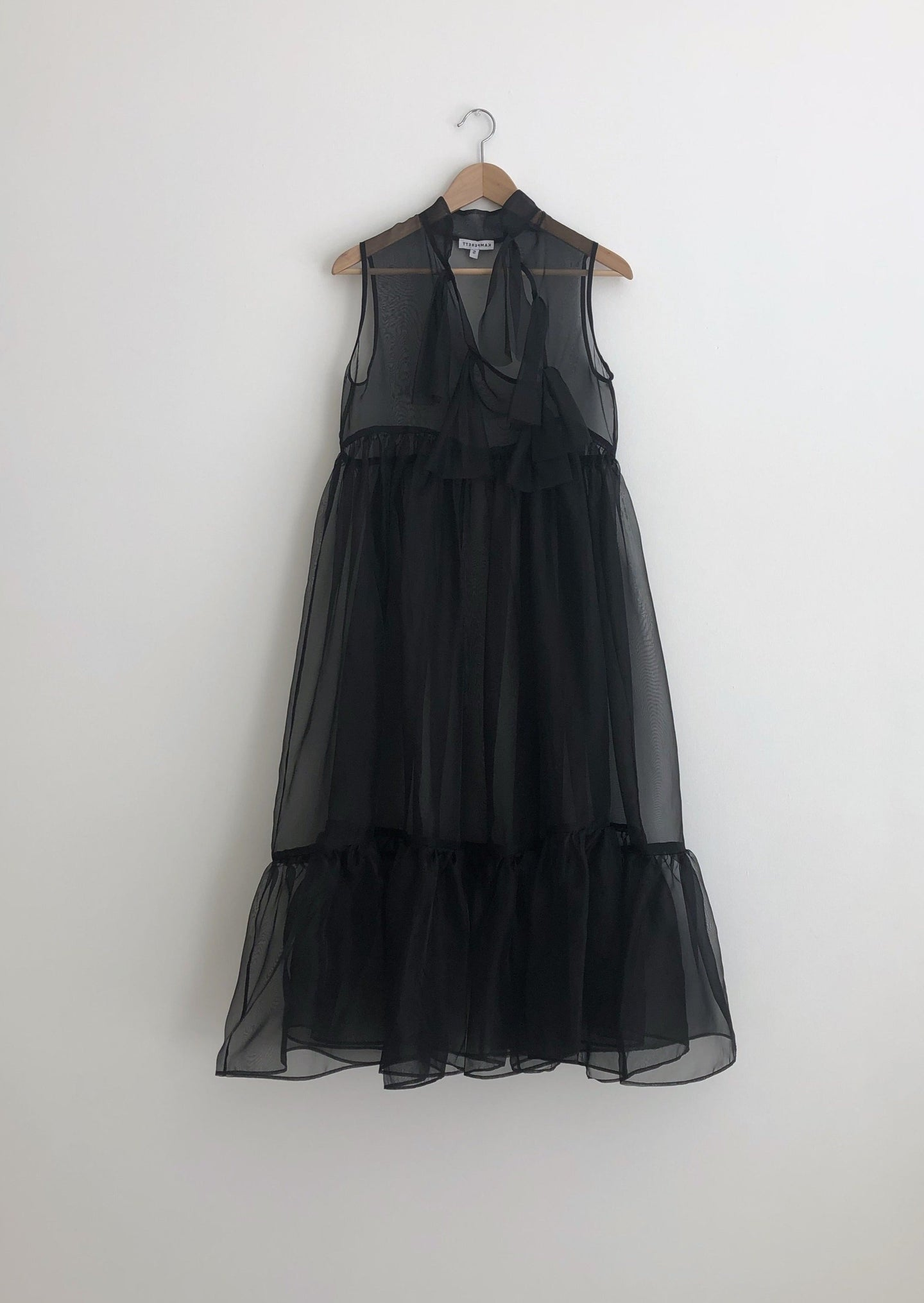 KAMPERETT MAE SILK ORGANZA DRESS