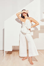 Load image into Gallery viewer, KAMPERETT | Vuelo Jumpsuit | White