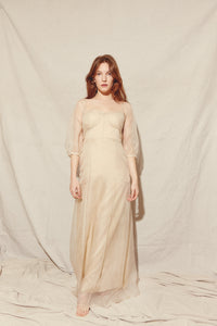 KAMPERETT | Ilona Maxi Dress | Taupe