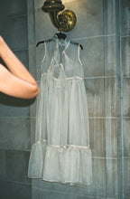 Load image into Gallery viewer, MAE SILK ORGANZA DRESS | IVORY (PRE-ORDER)