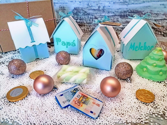 Casita Regalo Chocolates
