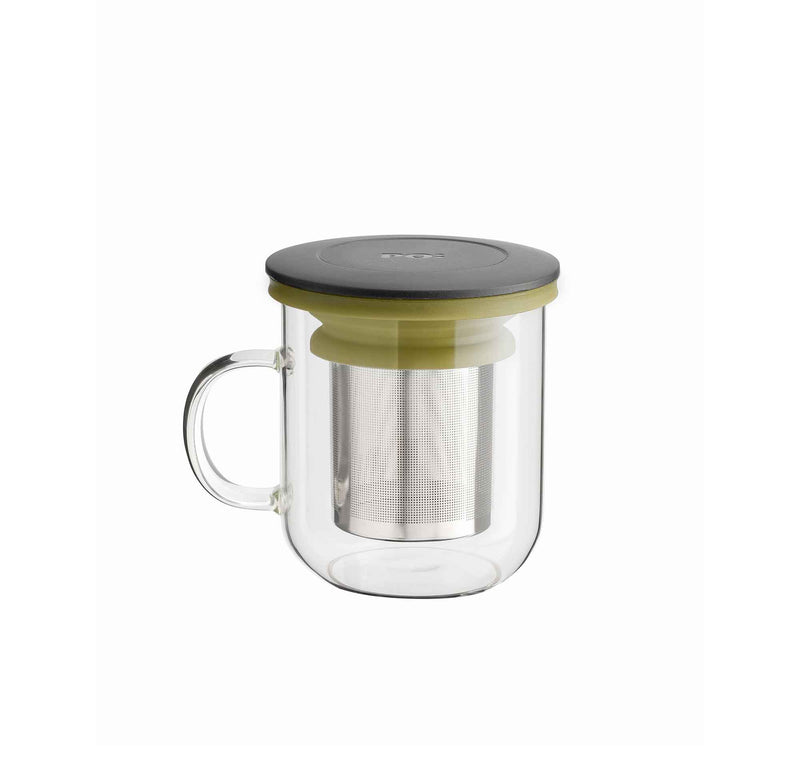 Green Ming Infuser Mug