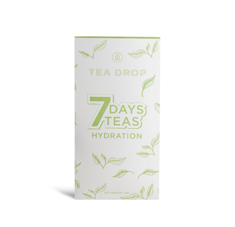 7 Days 7 Teas Hydration Pack