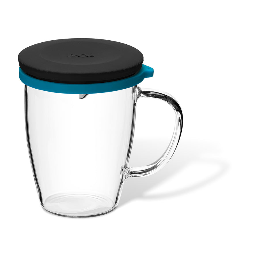 Blue Savor Tea Mug