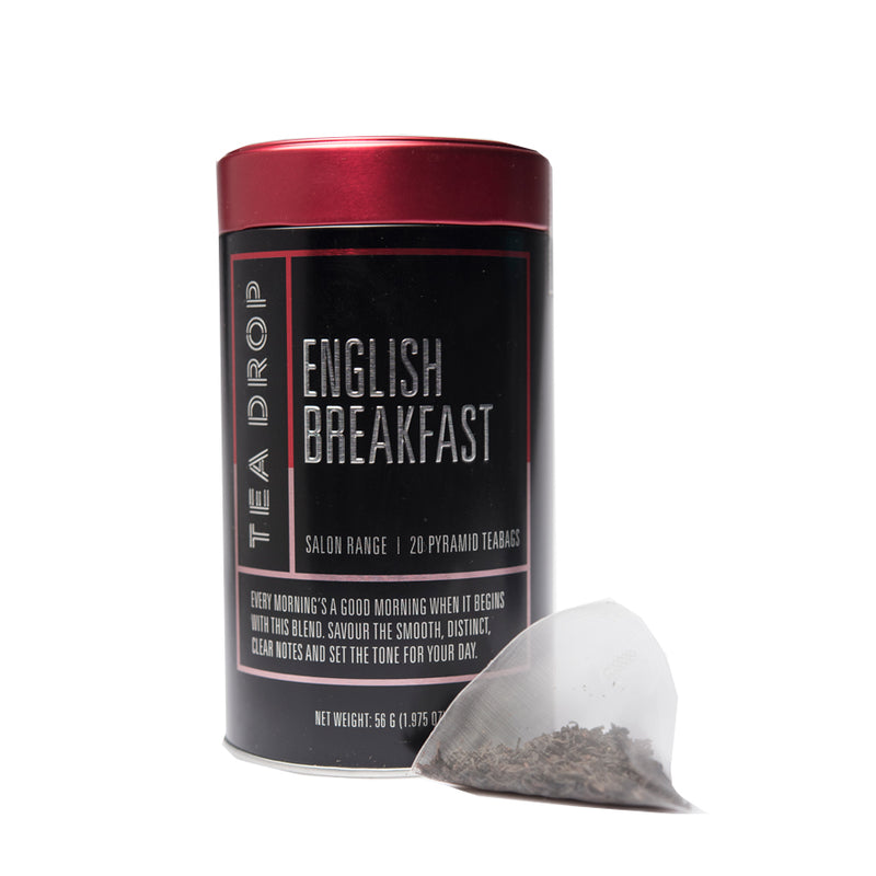 English Breakfast Salon Tin