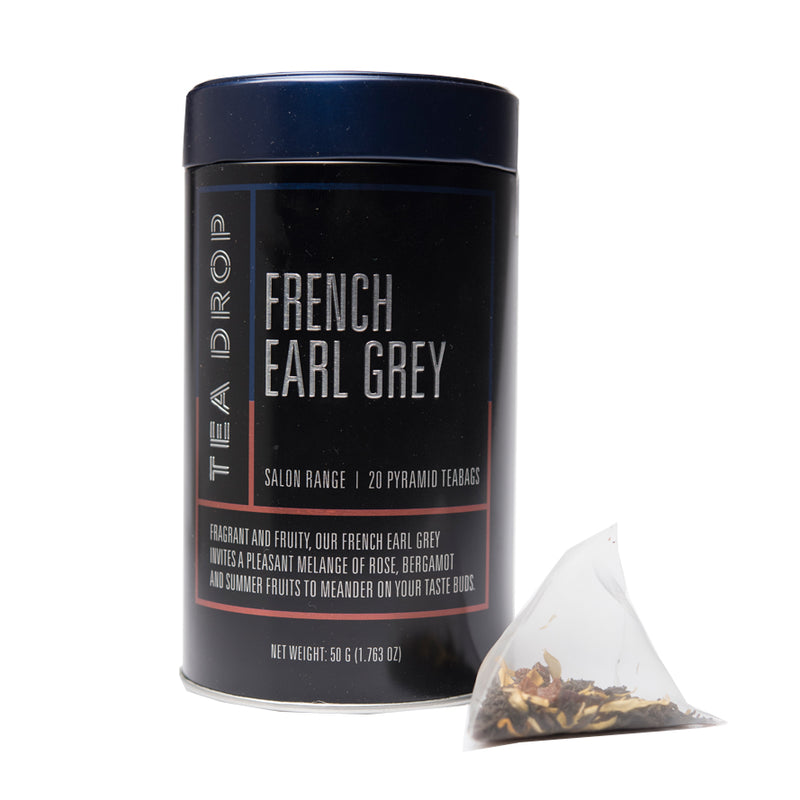 French Earl Grey Salon Tin