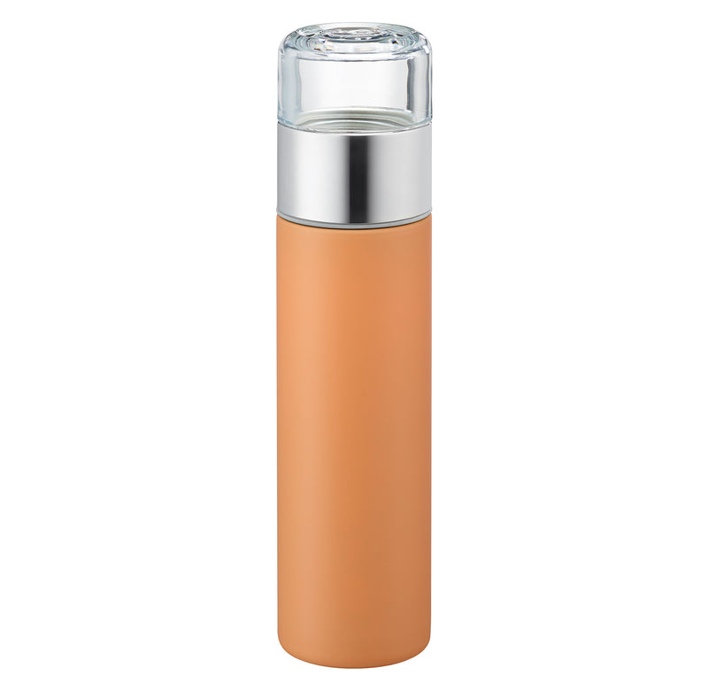 Pao Thermo Mug Slim - Light Orange