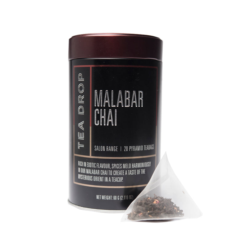 Malabar Chai Salon Tin