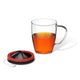 Red Savor Tea Mug