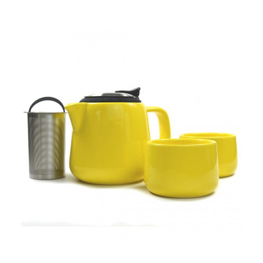 Tea Partner - Tea for Two in Yellow