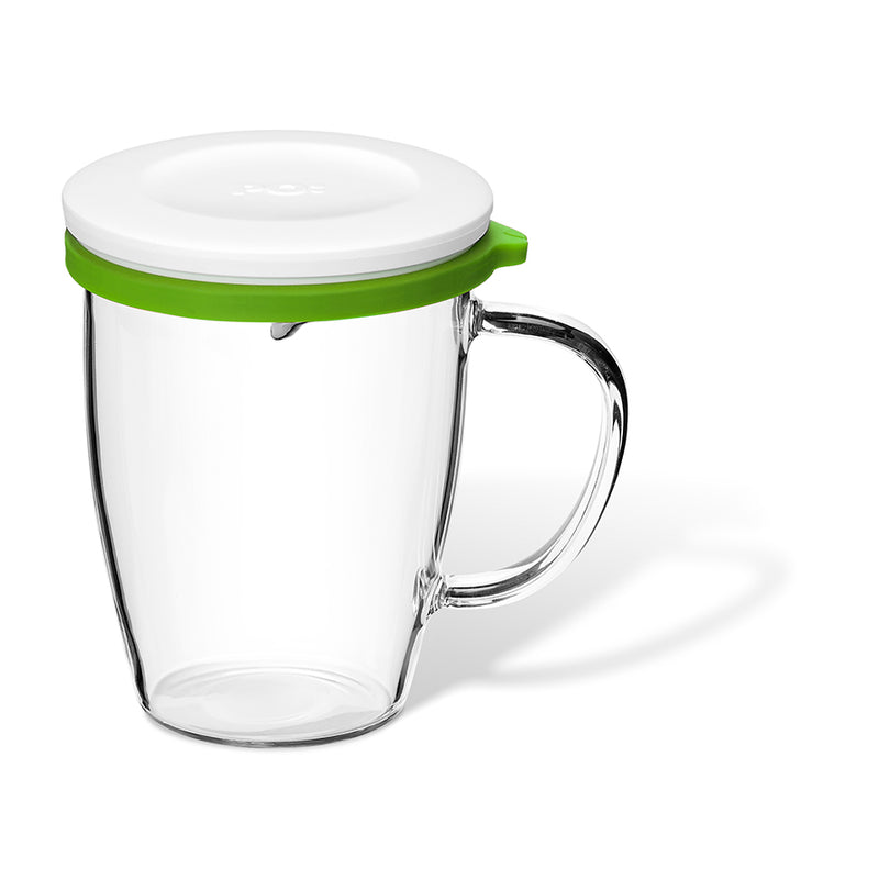 Green Savor Tea Mug