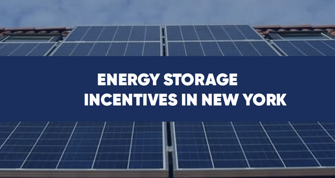 Energy Storage Incentives in New York