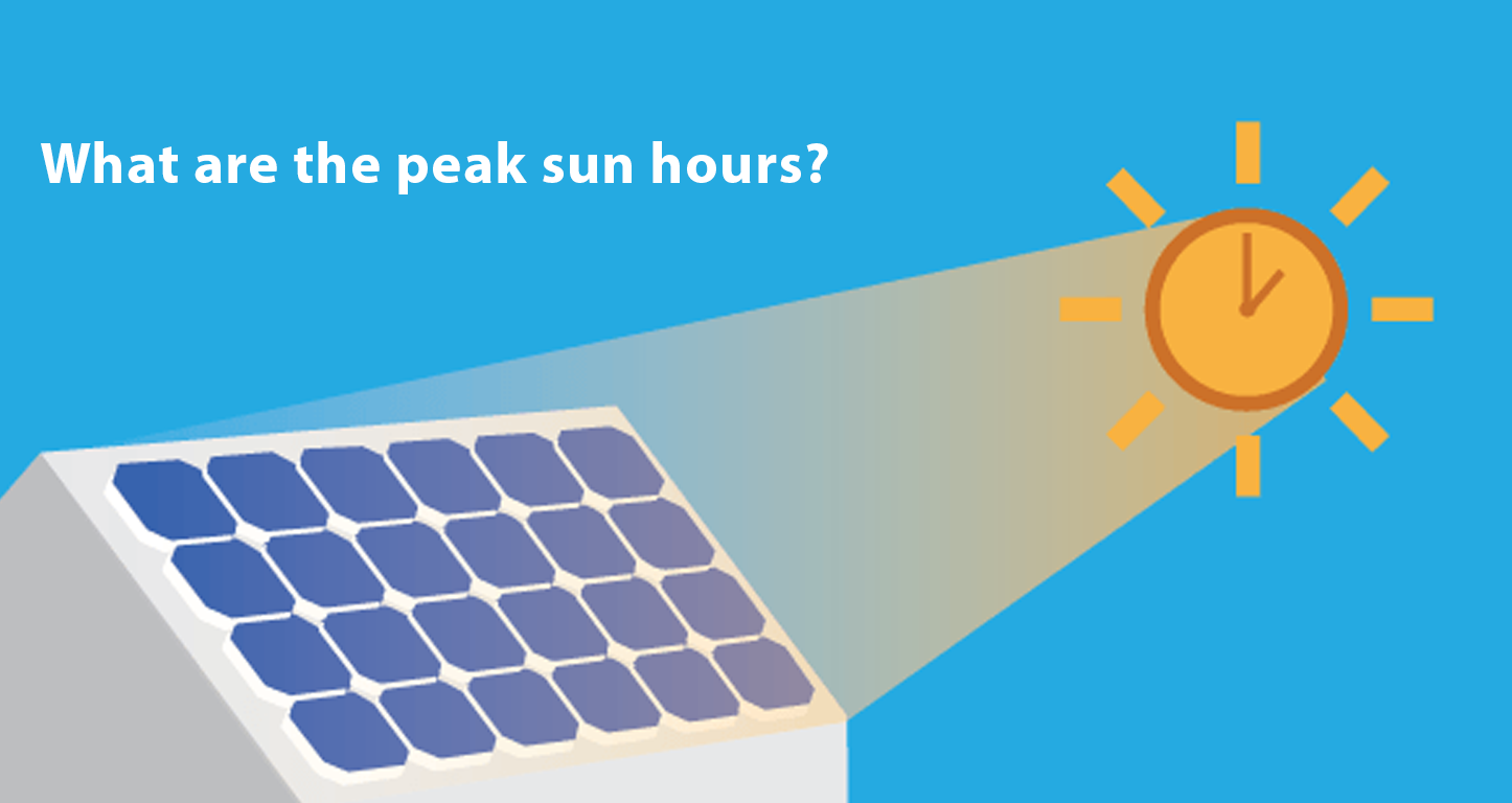 Sun Hours Does Your PV system Need