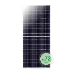 Phono Solar 380W Mono Crystalline 144 Half Cell Solar Panel (PS380MH-24/TH)