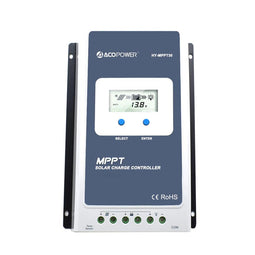 ACOPOWER 30A MPPT 100V Solar Charge Controller with LCD Display ( HY3210A)