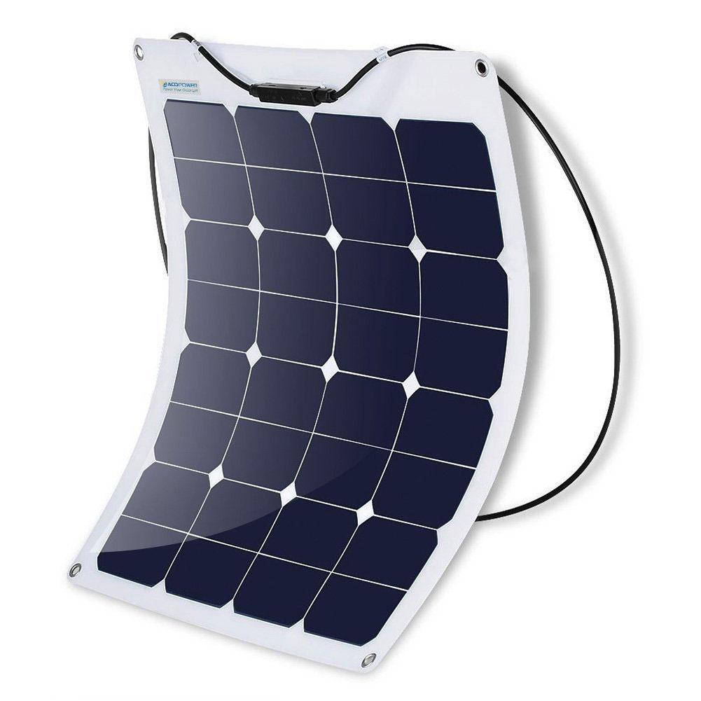 ACOPOWER 55W 12V Flexible Solar Panel (HY-FL-55W)