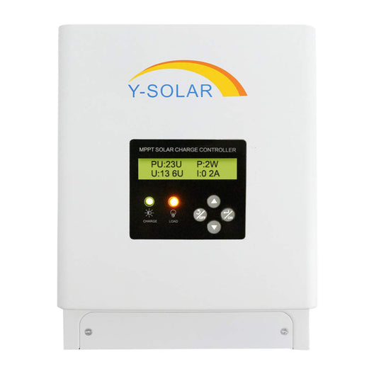 Y Solar MPPT 60A Solar Charge Controller
