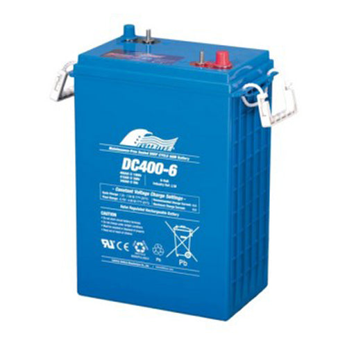 Fullriver DC400-6 Sealed AGM Sealed 6V 415Ah Battery