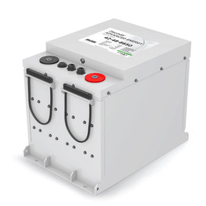 Discover Battery AES 6.6kWh / 48VDC Lithium (LFP) Battery