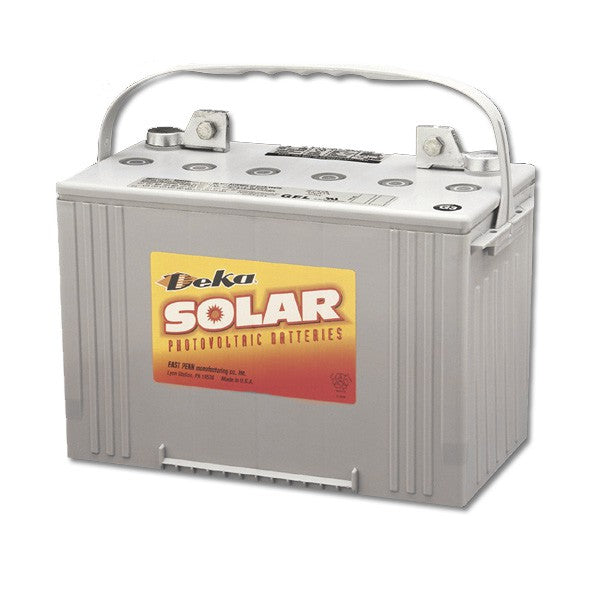 DEKA Solar SLD Gel Deep Cycle Battery,12V, 99Ah (8G27-DEKA)