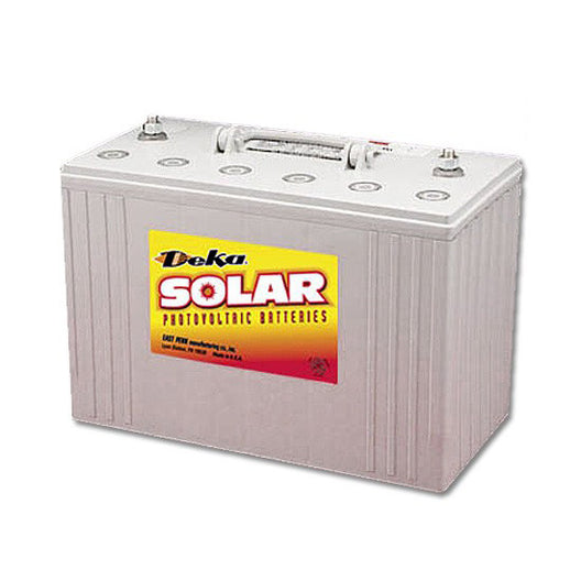 DEKA Solar Gel Deep Cycle Battery,12V, 108Ah (8G31-DEKA)