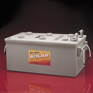 DEKA Solar Gel Deep Cycle Battery,12V, 265Ah (8G8DLTP-DEKA)