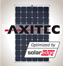 Load image into Gallery viewer, 2.3 kW PV Kit Axitec 295 Silver, SolarEdge Inverter