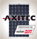 Load image into Gallery viewer, 4.1 kW PV Kit Axitec 295 Silver, SolarEdge Inverter