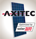 Load image into Gallery viewer, 4.6 kW Solar Kit, Axitec 330P, SolarEdge Inverter
