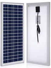 Load image into Gallery viewer, ACOPOWER 35W 12V Polycrystalline Photovoltaic PV Solar Panel (HY035-12P)