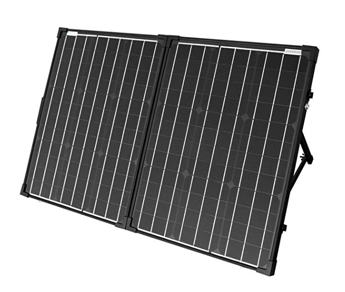 ACOPOWER 100W Foldable Solar Panel Kit (HYS100-12MB)