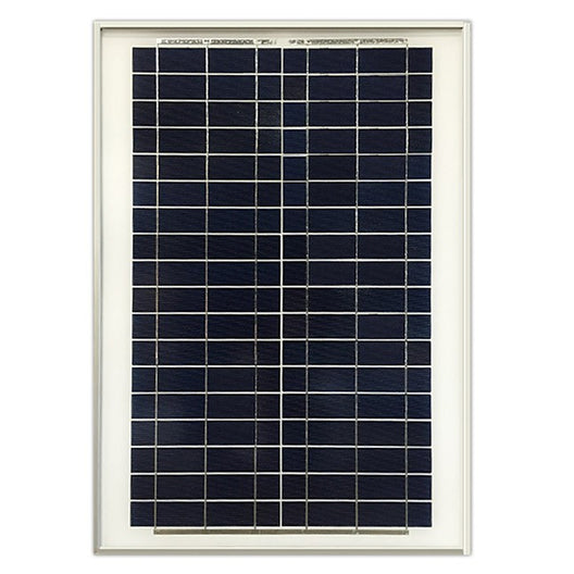 Ameresco BSP Series 20 Watt Solar Panel, (BSP20-12)
