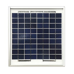 Ameresco BSP Series 5 Watt Solar Panel, (BSP5-12)
