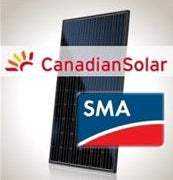 2kW PV Kit Canadian 295 All-Black, SMA Inverter