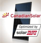 3kW PV Kit Canadian 295 All-Black, SolarEdge Optimizer