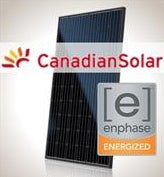 3 kW PV Kit Canadian 295 All-Black, Enphase Micro