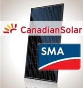3kW PV Kit Canadian 295 All-Black, SMA Inverter