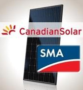 4kW PV Kit Canadian 295 All-Black, SMA Inverter