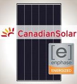 1.2 kW PV Kit Canadian 320, Enphase Micro