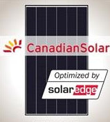 3.2 kW PV Kit Canadian 320, SolarEdge Optimizer