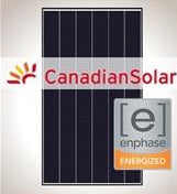 4 kW PV Kit Canadian 320, Enphase Micro