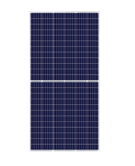Canadian Solar KuMax 350W Poly 144 Cell SLV/WHT Solar Panel (CS3U-350P)