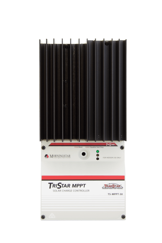 Morningstar TriStar  30Amp TS-MPPT-30 Charge controller (12/24/48Volts DC)