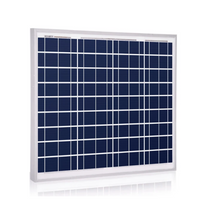 Load image into Gallery viewer, ACOPOWER 50W 12V Polycrystalline Solar Panel (HY050-12P)