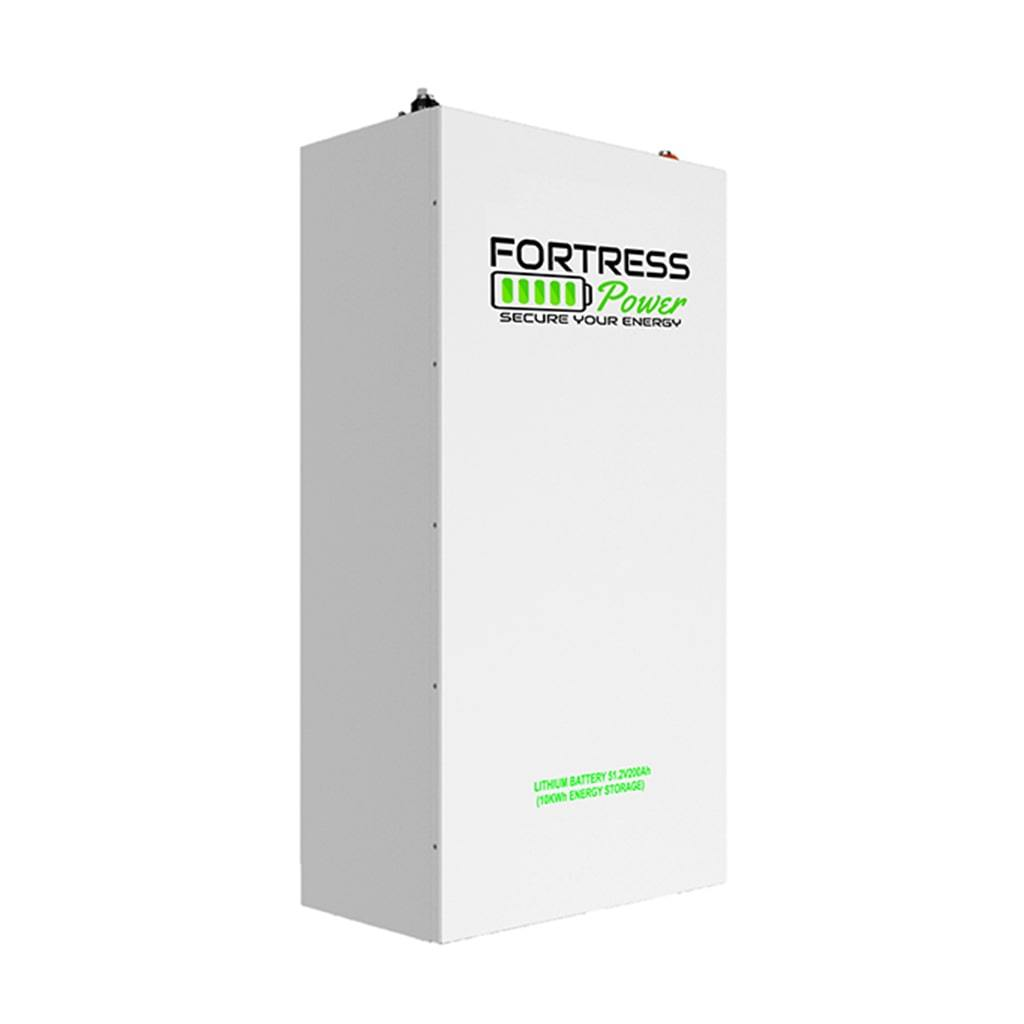 10kWh Fortress LFP-10 Lithium Battery (200Ah)